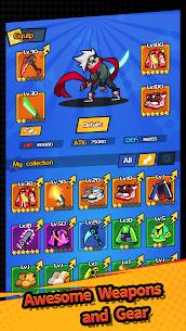 Monster Blades MOD (Unlimited Money) 1