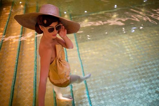 Crillon piscine