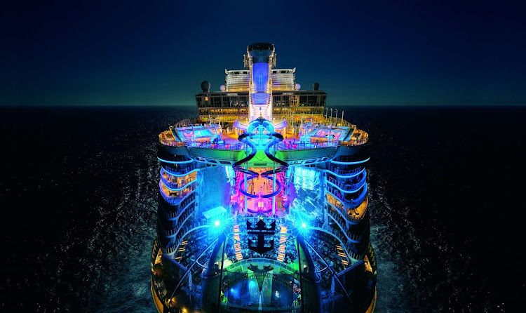 Royal Caribbean's newest smartship, Symphony of the Seas, will debut in April 2018 as the world's biggest cruise ship.