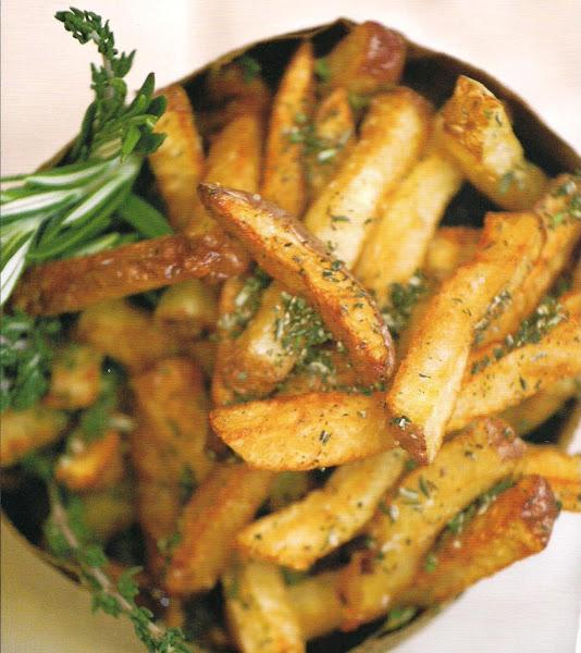 Spikes Village Fries Recipe