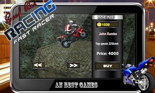 Speed Bike Racing: Fast Racer
