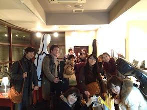 Photo: 福岡のホテルロビー到着!