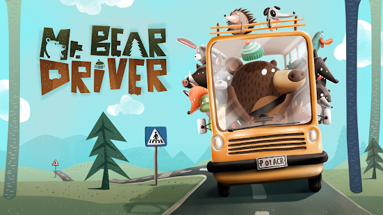 Mr. Bear Driver- screenshot thumbnail
