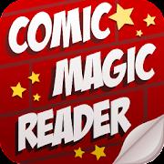 Comic Magic Reader  Icon