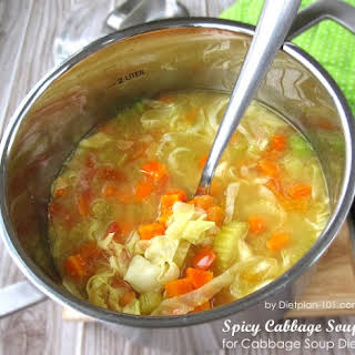 Cabbage Chicken Soup Diet Recipes.