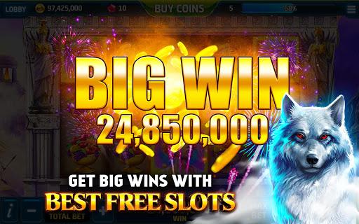 Slots Lightningu2122 - Free Slot Machine Casino Game 1.44.2 screenshots {n} 9