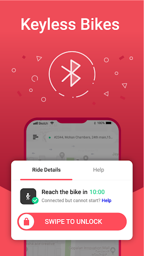 Bounce - Rent Bikes & Scooters | Sanitized Rentals 2.29.6 Screenshots 3