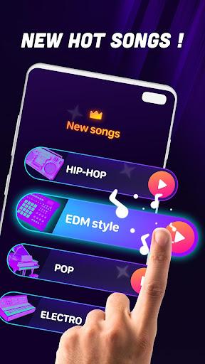 Beat Jumpy - Free Rhythm Music Game android2mod screenshots 1
