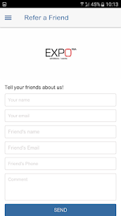 expoRSA screenshot 5