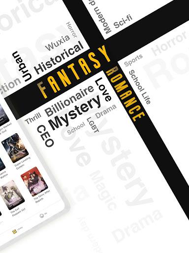 Babel Novel - Webnovel & Story Books Reading Apps screenshots 10