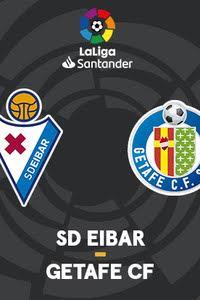 LaLiga Santander. Temporada 18/19. Eibar-Getafe