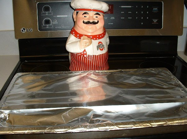 Place pan in the middle rack of oven. Cook at 350 for 2 1/2...