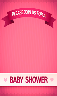 Baby shower invitation maker apps on google play screenshot image stopboris Choice Image