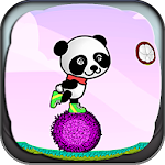 Panda Run Jungle Adventure Icon