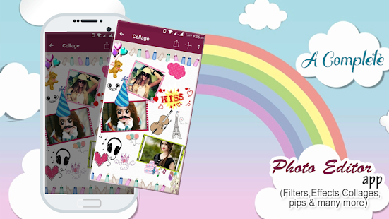 pip camera collage maker free google play のアプリ