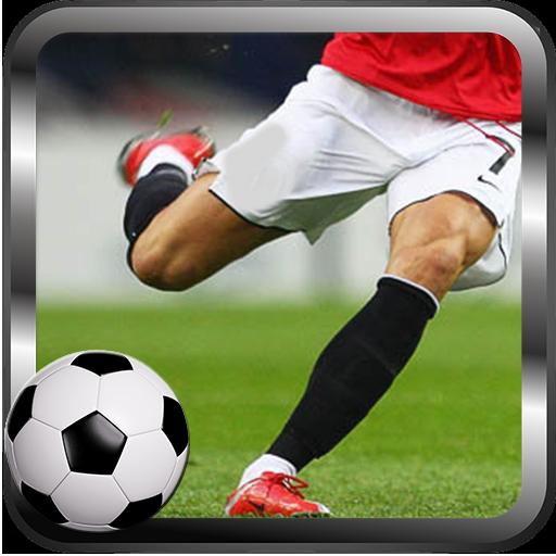 体育竞技のサッカー大会を再生 LOGO-記事Game