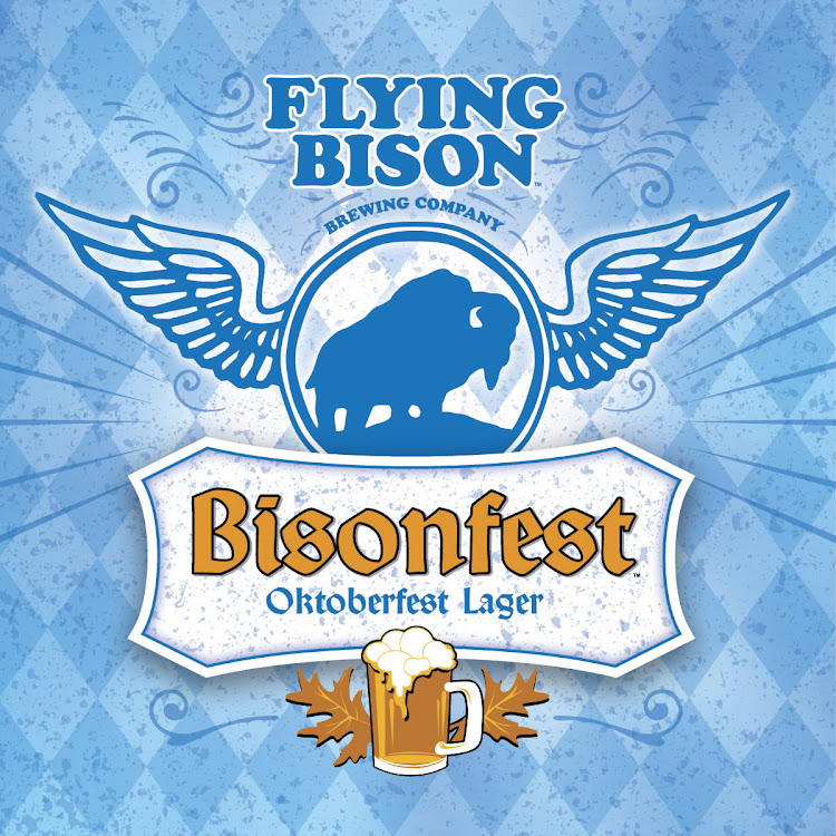 Logo of Flying Bison Bisonfest
