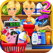 Supermarket Superstore - Big City Shopping Spree
