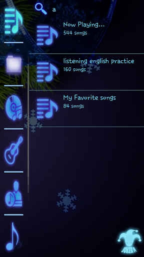 無料音乐AppのMp3 Player NightSky 3D|記事Game