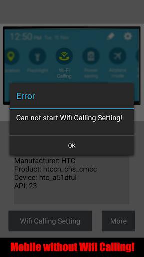 Wifi Calling 1.0.4 screenshots 6