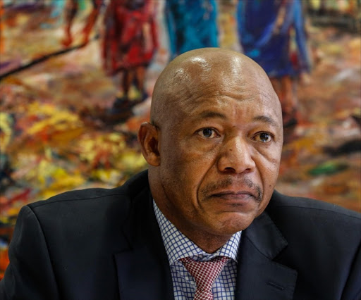 Daniel Matjila, former CEO of the Public Investment Corporation. Picture: SUNDAY TIMES