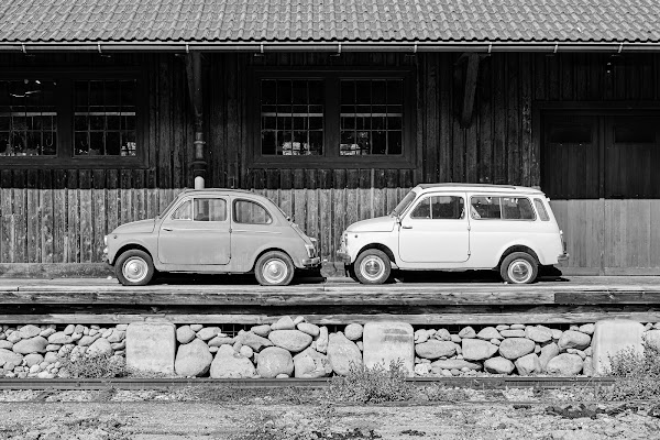 Berlina e station wagon.... di stefanogaleotti