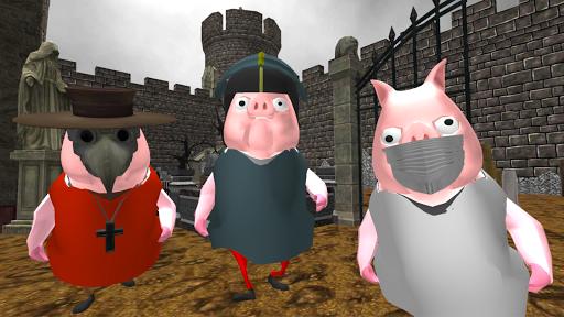 Piggy Doctor Neighbor Escape apkmr screenshots 1