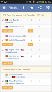 Tennis Live Score screenshot 4