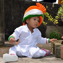 Innocent by Bhaskar Patra - Babies & Children Children Candids ( son, innocent, bitan, boy )