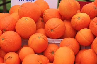 Photo: April 7: Farmers Market Oranges