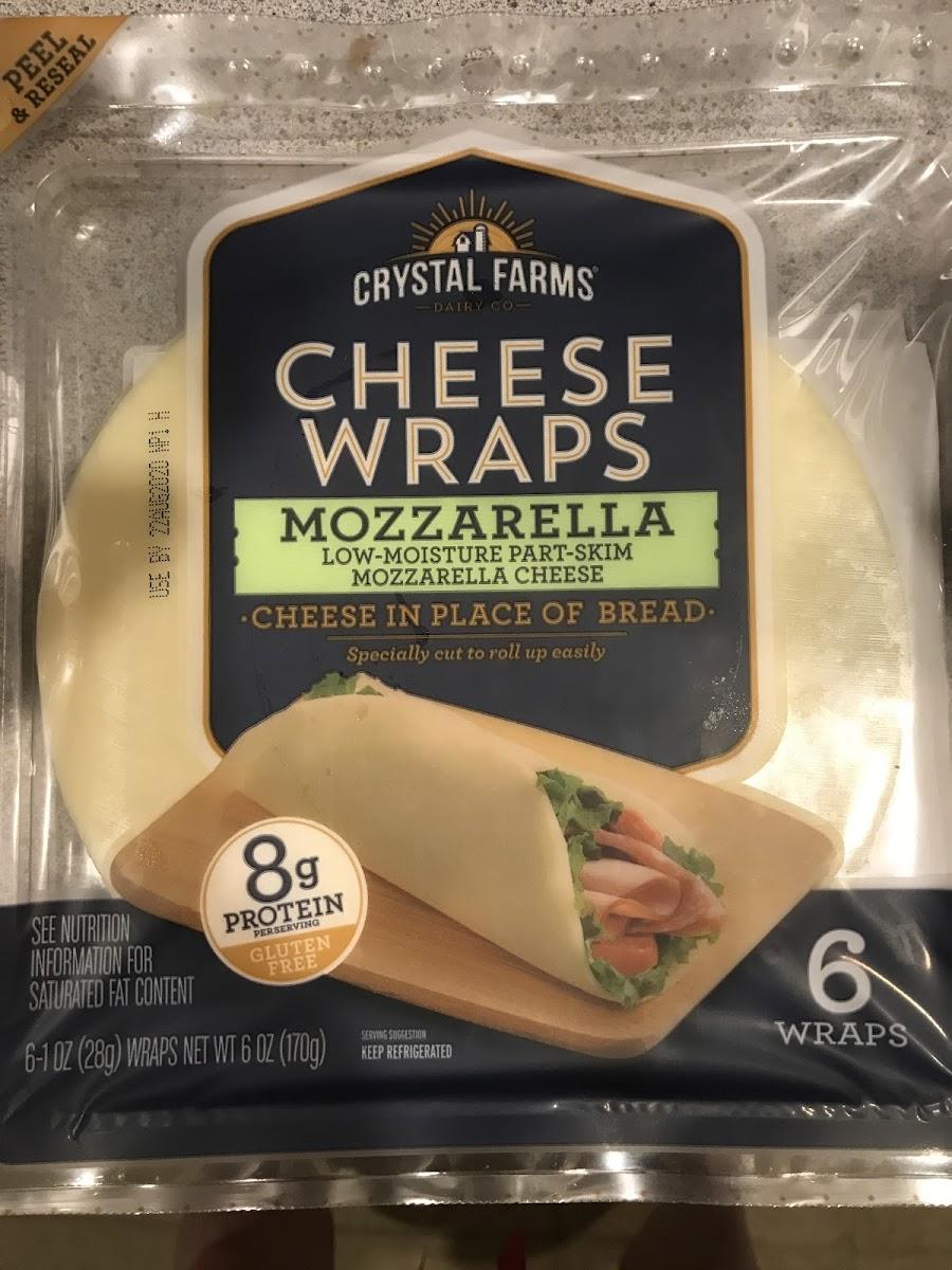 Mozzarella Cheese Wraps