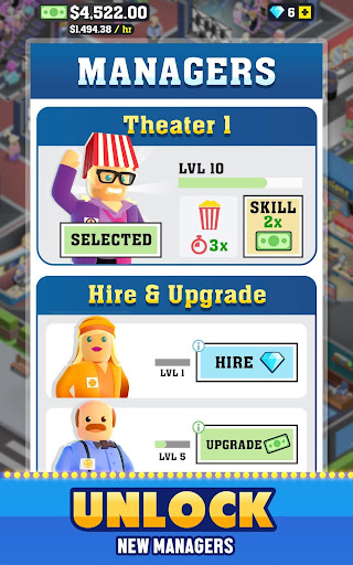 Box Office Tycoon apkdebit screenshots 4
