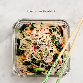 Sesame Noodle Salad Recipe