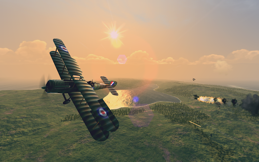 Warplanes: WW1 Sky Aces 1.3 screenshots 12