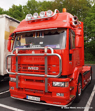 Photo: IVECO at its best!  Geiselwind Pfingsten 2013 ---> www.truck-pics.eu