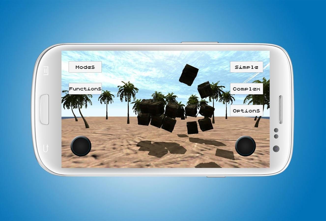 Physics Fun Sandbox - screenshot