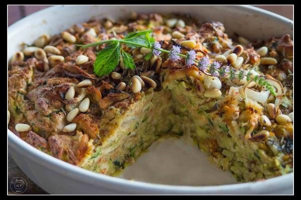 Zucchini And Cheese Bake Recipe