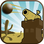 Cannon Tower Defense Icon