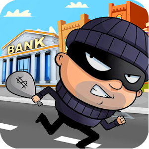 Clicker Thief: Shop Robbery for PC and MAC