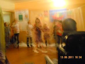 """Photo: 13 VI 2011 roku - oglądamy bajkę  o """" Kopciuszku """""""
