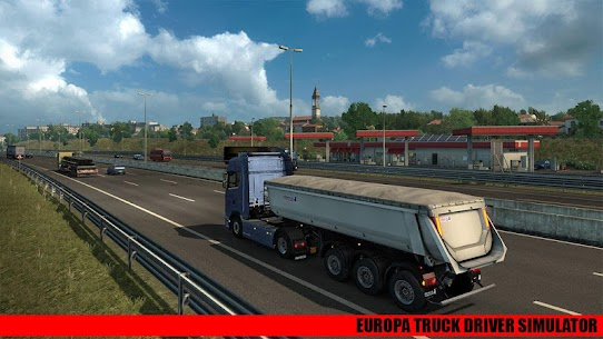 Europa Real Trucks Simulator 20 : Truck Drivers 8