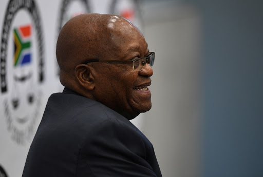 Jacob Zuma denies moving GCIS head after he butted heads with the Guptas