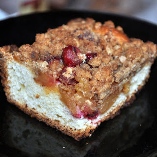 Pear Cranberry Kutchen
