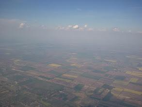 Photo: A Duna vonala is jónak nézett ki.