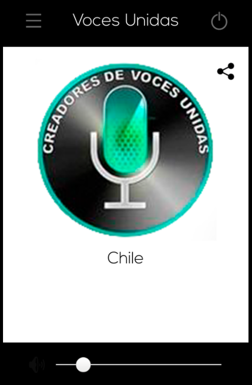 Creadores de Voces Unidas- screenshot