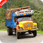 Indian cargo truck simulator drive
