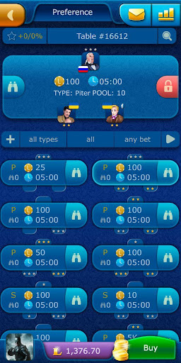 Preference LiveGames - free online card game 3.86 3