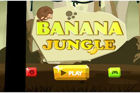 Banana Jungle Kong Run screenshot 2