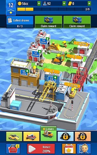 Idle Inventor - Factory Tycoon 0.3.4 screenshots 10