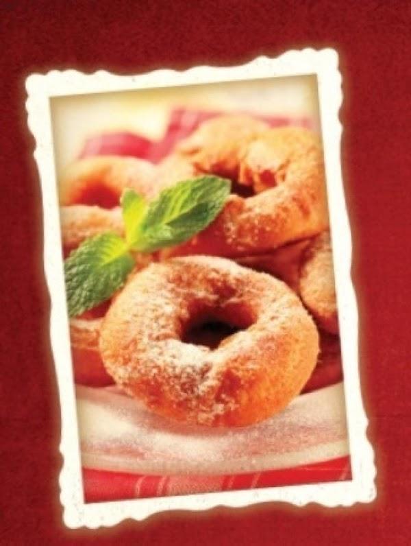 Homemade Pumpkin Spice Doughnuts Recipe